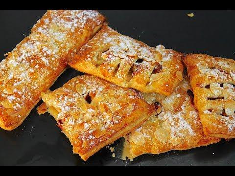 feuilletÉs-pommes-miel-fruits-secs