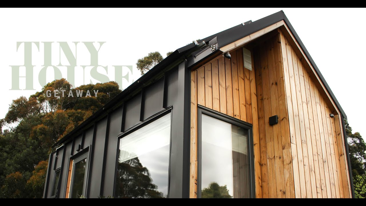 Tasmanian Tiny House Getaway In 4k Australia L Compass Hut