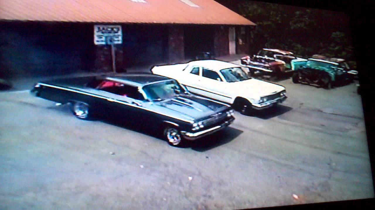 All Chevy 63 chevy 409 : 409 63 belair vs 427 62 impala - YouTube