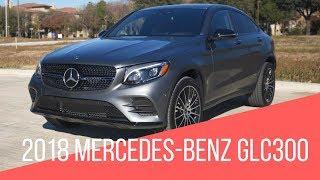 2018 Mercedes-Benz GLC300 4MATIC Test Drive