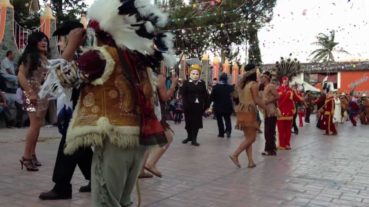 Carnaval 2013 Hd Danza De Las Mojigangas Part 7