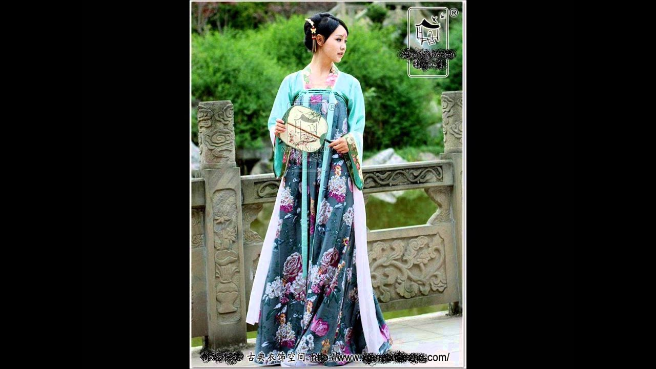 sc 1 st  YouTube & A brief history of Chinese traditional costumes ?draft? - YouTube