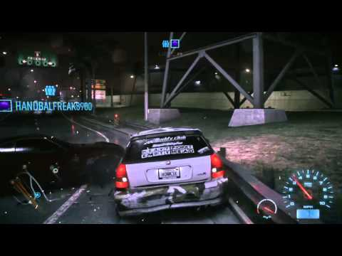 Lets play need for speed honk3x