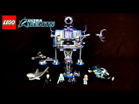 LEGO Ultra Agents AntiMatter