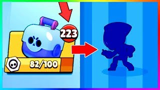 EPIC FREE PACK OPENING je débloque MAX le new brawler sur Brawl Stars ! (Noel Update)