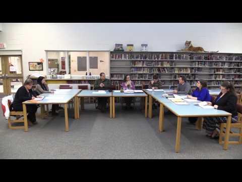 Winchester NH School Board Public Meeting 02-16-17