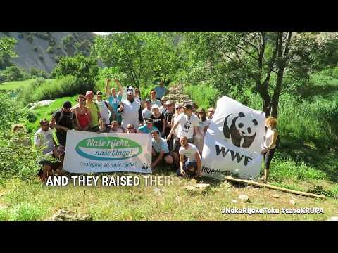 WWF Our Rivers, Our Treasure