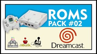 DOWNLOAD ROMS DE DREAMCAST - PACK #2