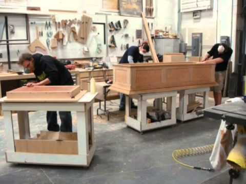 Natural Expressions Furniture - 3 Day Casket Build