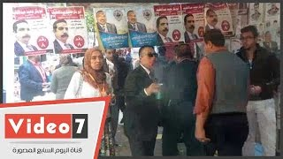 بالفيديو..بدء التصويت فى انتخابات المرحلة الأولى لفرعيات