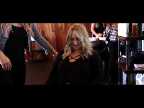 BELOW HAIR STUDIO YEG trailer