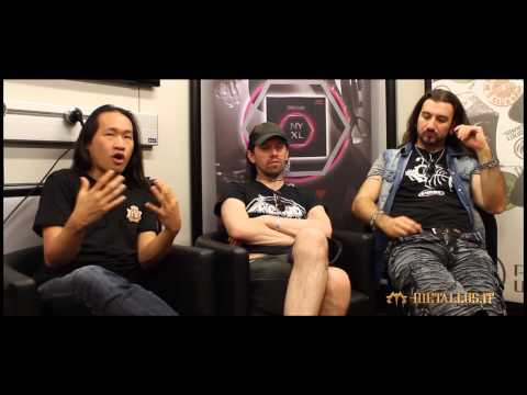 Dragonforce - Interview with the band
