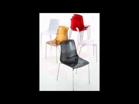 Sedie bar sedie policarbonato sedie interni youtube