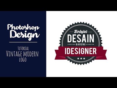 photoshop-|-membuat-logo-vintage-modern-tutorial-photoshop