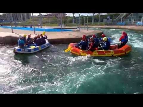 Cardiff International White Water - Rafting