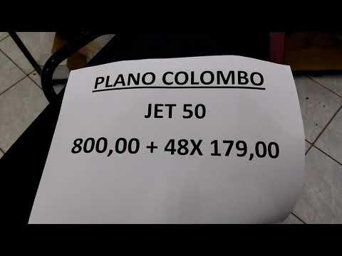 Oferta Jet 50 plano Colombo