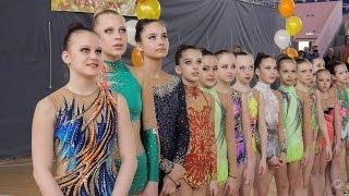 Открытие Турнира Весенние Краски Художественная Гимнастика