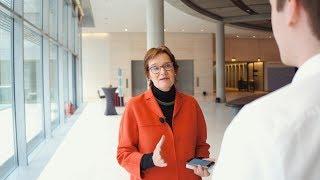 Sybille Benning CDU CSU / Bericht aus Berlin