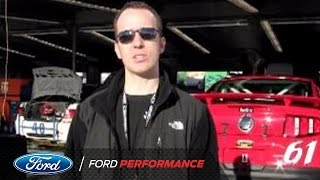 Jack Roush Jr. On Difference Between Mustang Boss 302R And FR500C | Boss 302 | Ford Performance