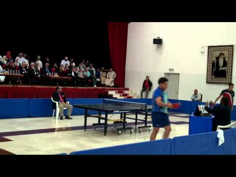 Second Arabian Table Tennis Competition-Final
