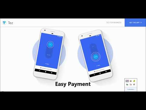 Google Tez App -Made for India- UPI & Cash Mode, How to setup? (Hindi)