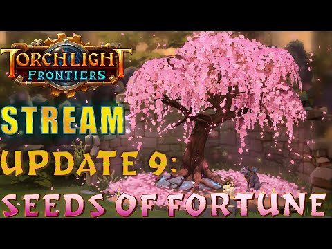 Streaming Torchlight Frontiers - Farming & Chilling