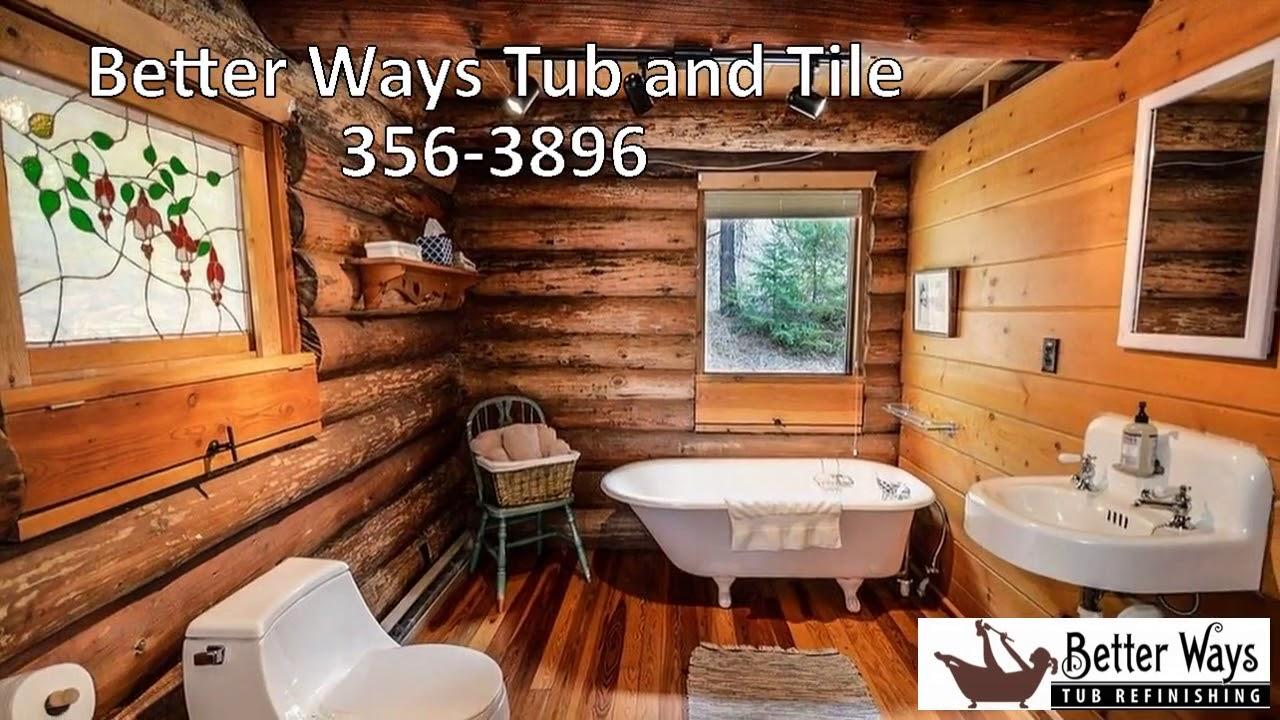 Claw Tub Refinishing Portland