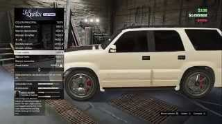 Cadillac Escalade Tuning GTA V