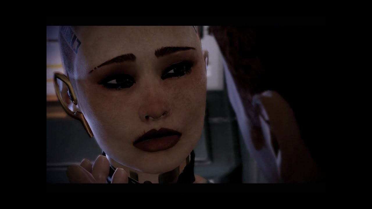 Hook up with jack mass effect 2