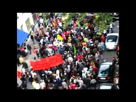 Parti communiste français- Tambour battant