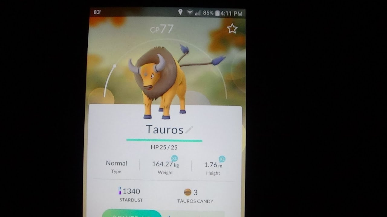 pokemon go random tauros appears in my room youtube. Black Bedroom Furniture Sets. Home Design Ideas