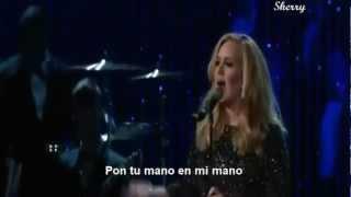 """Adele en los oscar-Sub español 2013 """"Skyfall"""""""