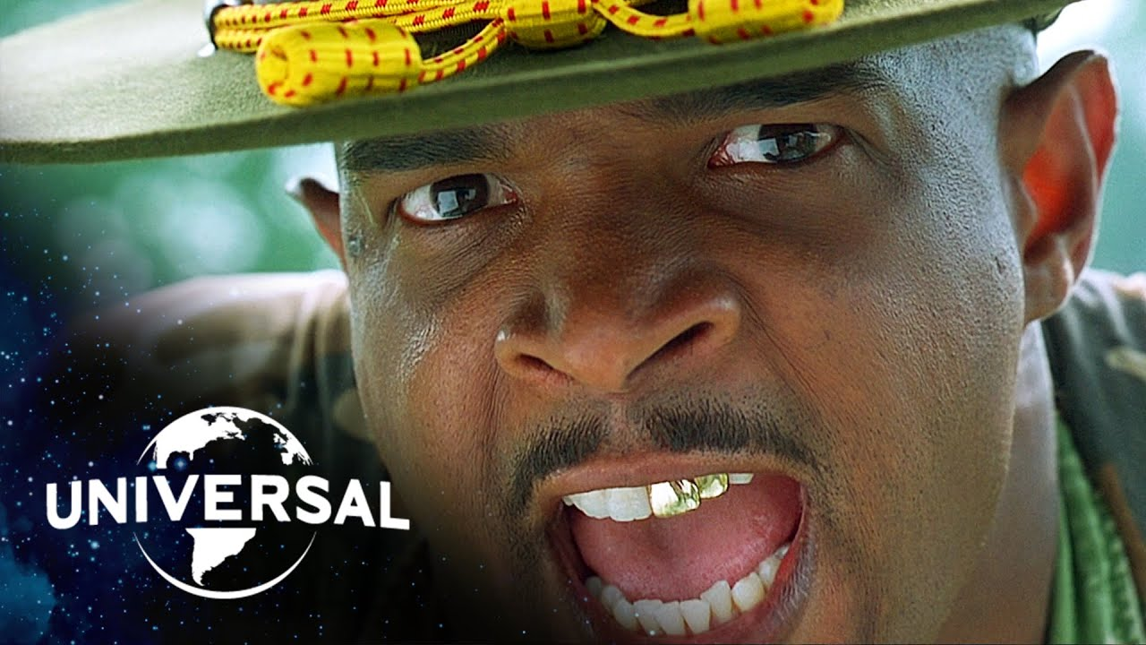 "Major Payne | ""What Are You Lookin' At, Ass Eyes?"""