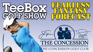 The TeeBox Fearless Fantasy Forecast: 2021 WGC Workday Championship at The Concession