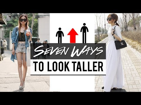 HOW TO LOOK TALLER │I'm 4' 9