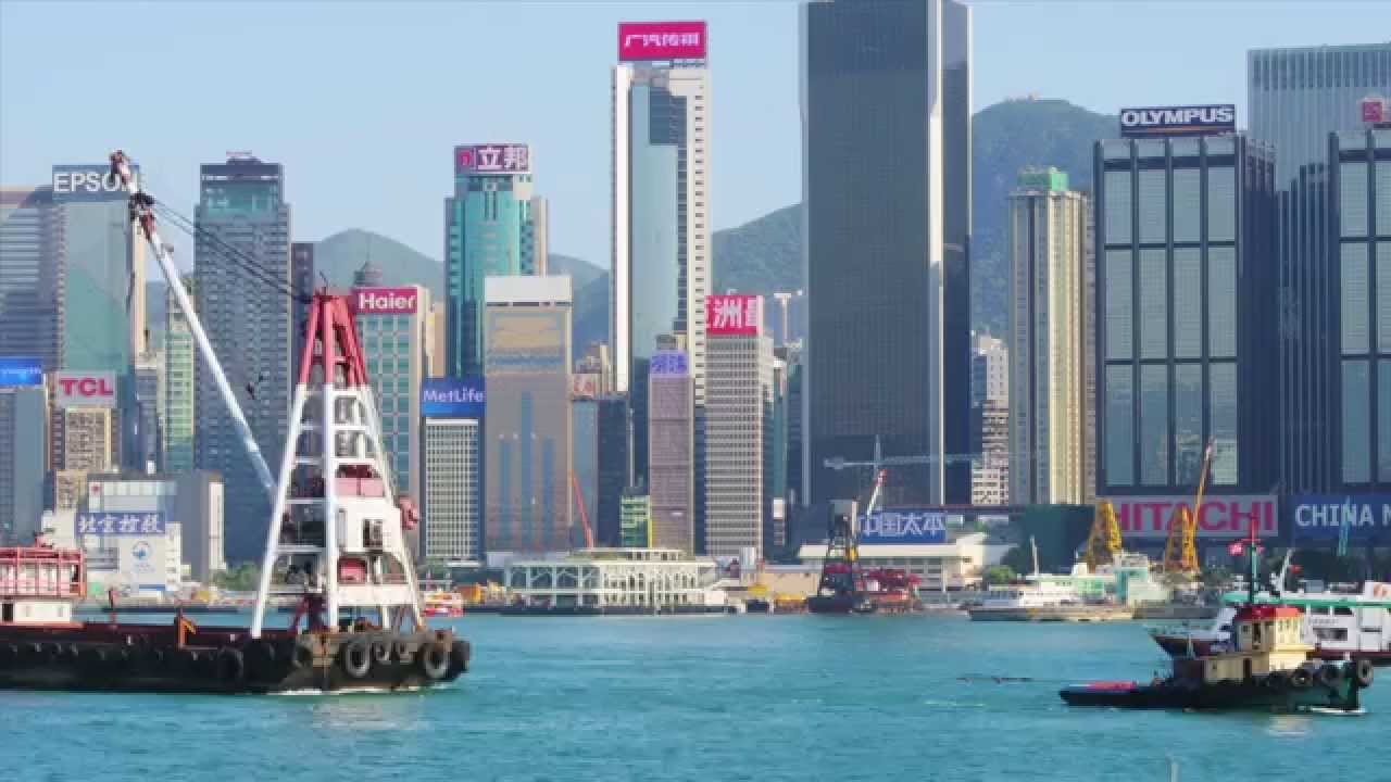 City of Hong Kong - the capital of which country 47