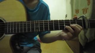 (Quốc Bảo) Ngồi hát ca bềnh bồng (Acoustic Guitar Solo)