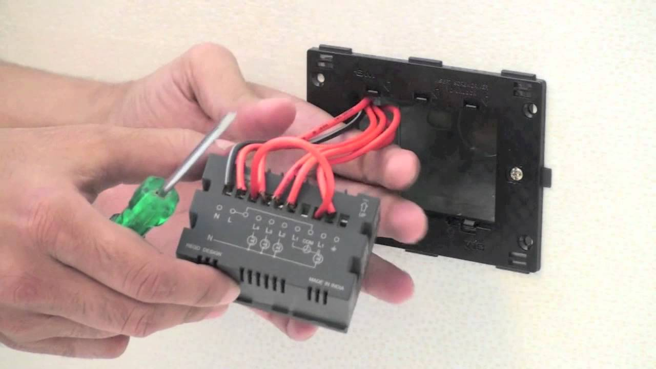 6 Pin Wiring Diagram Gm Gm Touch Switch Installation Youtube