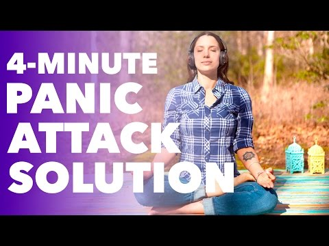 Natural Anxiety and Panic Attack Remedy in 4 Minutes BEXLIFE
