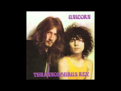 Tyrannosaurus Rex - FULL ALBUM - Unicorn (+Singles)