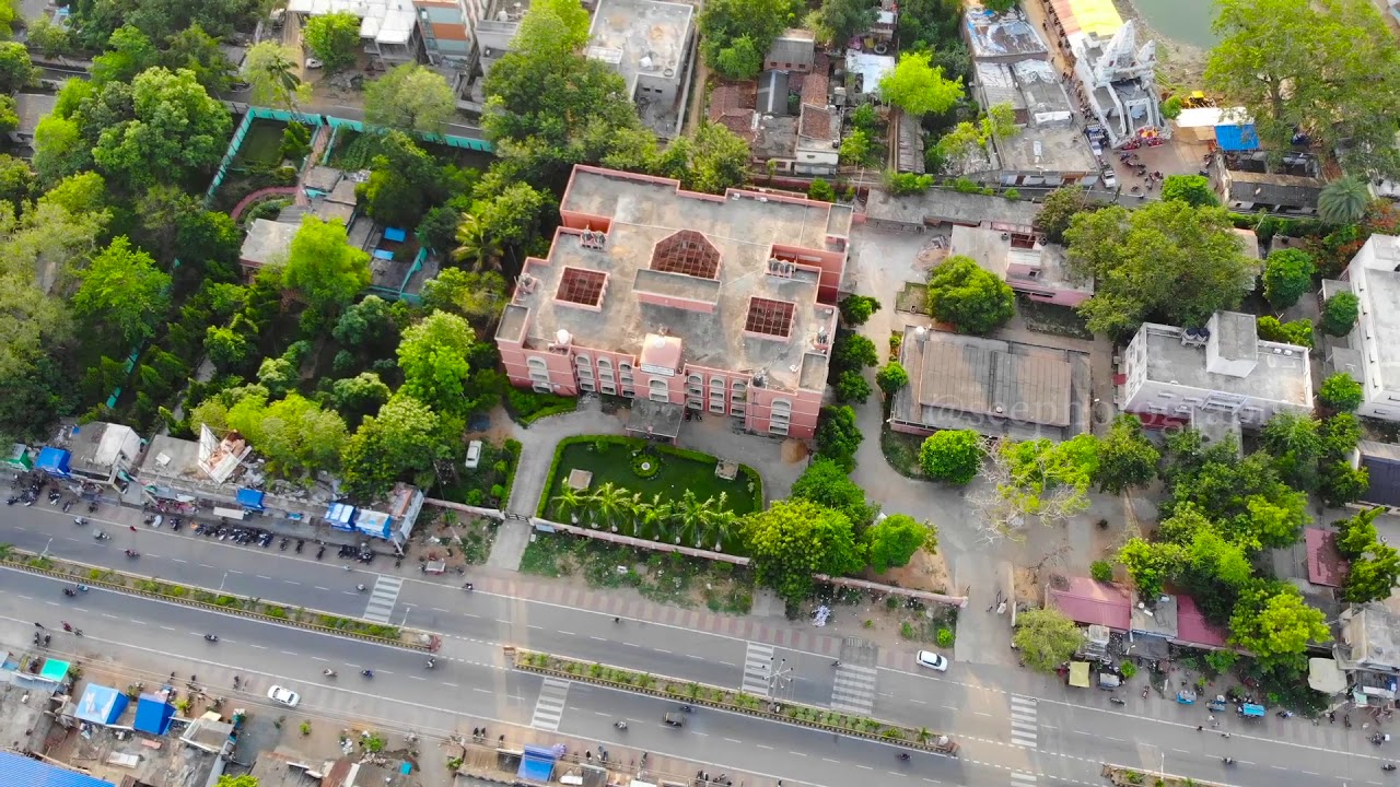 Bargarh Drone view(Aerial view),Odisha by seephotography