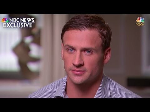 Ryan Lochte Reveals TRUTH About Rio Incident, Cries In Matt Lauer Interview