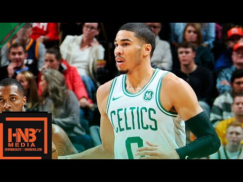 Boston Celtis vs Utah Jazz Full Game Highlights | 11.09.2018, NBA Season