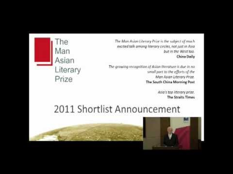 2011 Man Asian Literary Prize Shortlist Press Conference (Part 1)