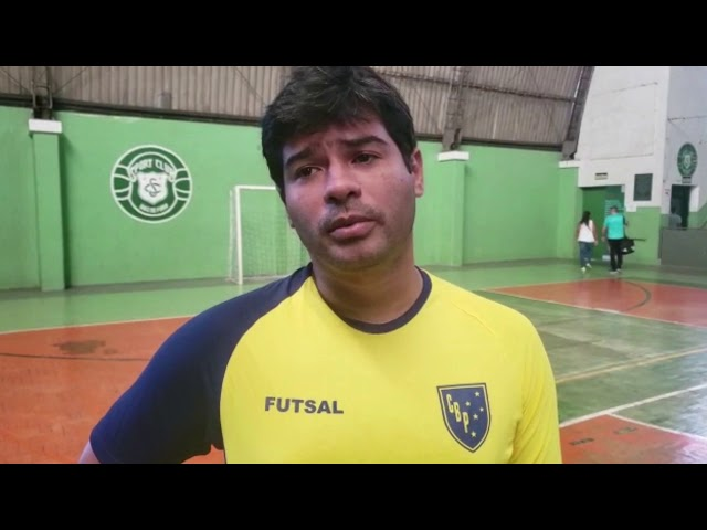 Clube Bom Pastor 1 x 2 Passense - Fase Semifinal do Mineiro Sub-20