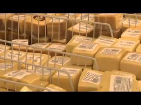 Костромской сыр Слуцкого сыркомбината в