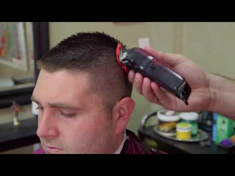 HAIRCUT TUTORIAL / Military Cut / Dan Leufstedt