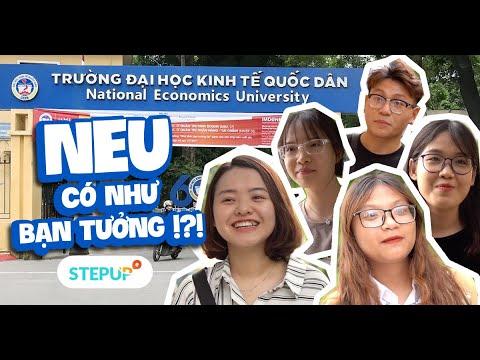 Kinh Tế Quốc Dân (NEU) có như bạn tưởng?!? | Student Life | Step Up English