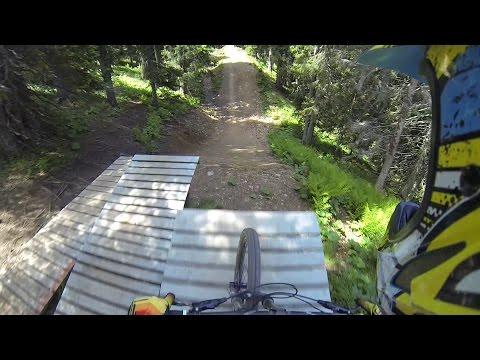 Lenzerheide Bikepark - Styleline HD ( North Shore Line )
