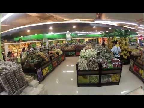 Manila Super Market Robinsons Market 24 10 2012